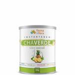 Chá Verde Instantâneo Diurético com Abacaxi 200g
