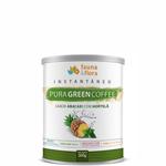 Chá Instantâneo de Pura Green Coffee Termogênico sabor Abacaxi com Hortelã 200g