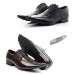 KIT 02 Pares de Sapatos + Calçadeira