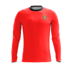 Casaco Flanelado Torcedor - Sport Vermelha