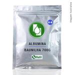Albumina Baunilha 700g Refil