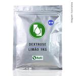 Dextrose Aroma Limão 1kg Refil