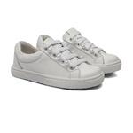 Tênis Sneaker Pérolas Branco