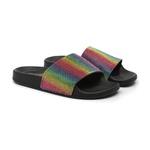 Slide Cristais Arco-íris