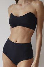 Calcinha Hot Pants Preta New