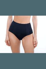 Hot Pants Preta (dupla-face verde militar)