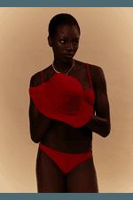 Chapéu Tricia Edição Limitada Vermelho