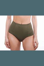 Calcinha Hot Pants Verde Militar