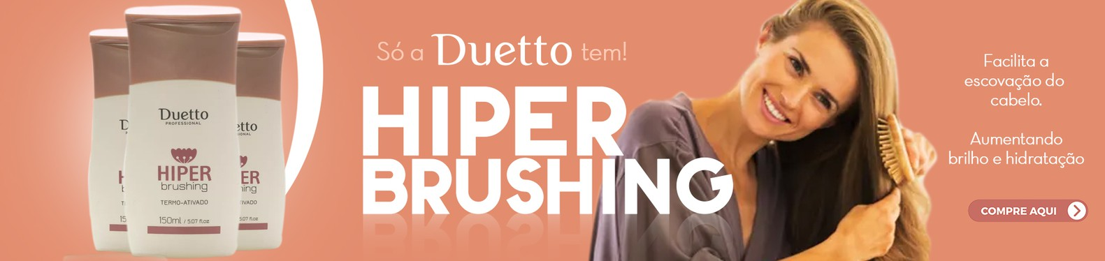 Hiper Brushing Duetto 150ml