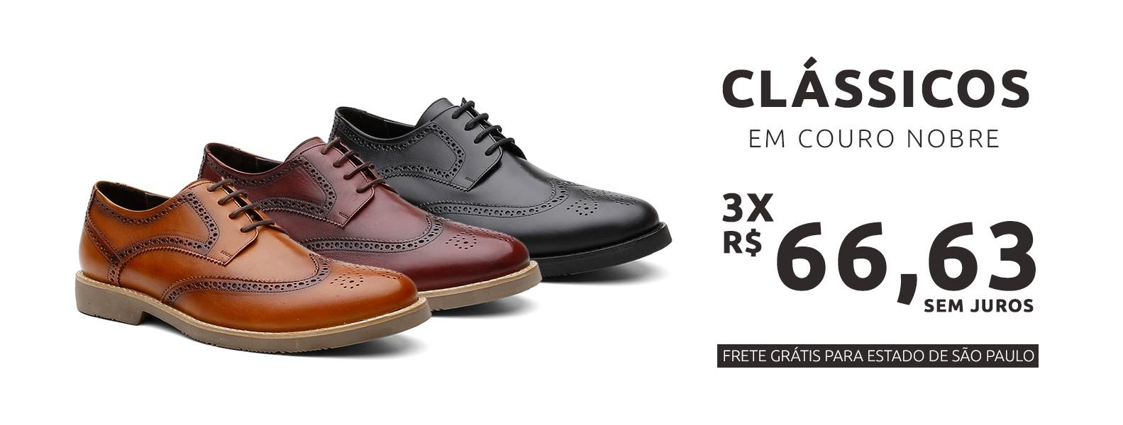 Sapatos Clássicos - Bernatoni Calçados