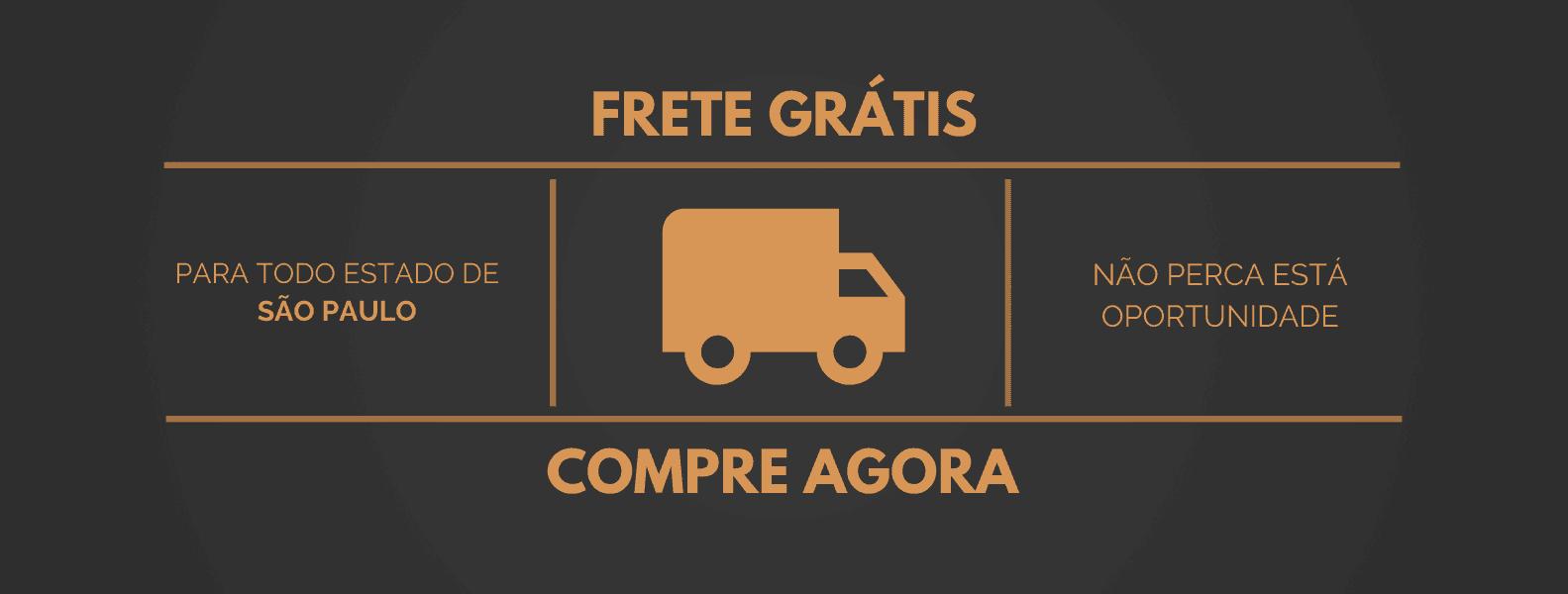 Frete Grátis Estado de São Paulo - Bernatoni Calçados