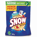 Snow Flakes Cer Mat Sachet 20x120g Br - Day 2 Day