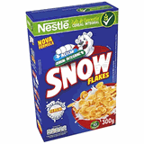Snow Flakes Cereal Matinal 20x300g Br - Day 2 Day