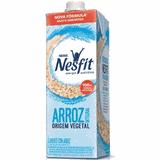 Nesfit Bebida De Arroz Integral 12x1l Br - Day 2 Day