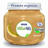 Nestle Naturnes Orgnc Banana 6x120g Br - Day 2 Day