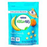 Naturnes Nutrisnack Bna e Lrja 12x42g Br - Day 2 Day