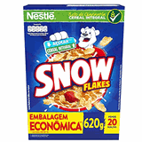 Snow Flakes Cereal Matinal 14x620g Br - Day 2 Day