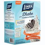 Shake Premium Linea 400g Cookies N'cream - Day 2 Day