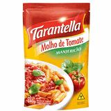 Tarantella Molho Tom 340g Sache Manjeric - Day 2 Day