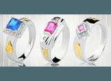 Anéis Formatura Prata