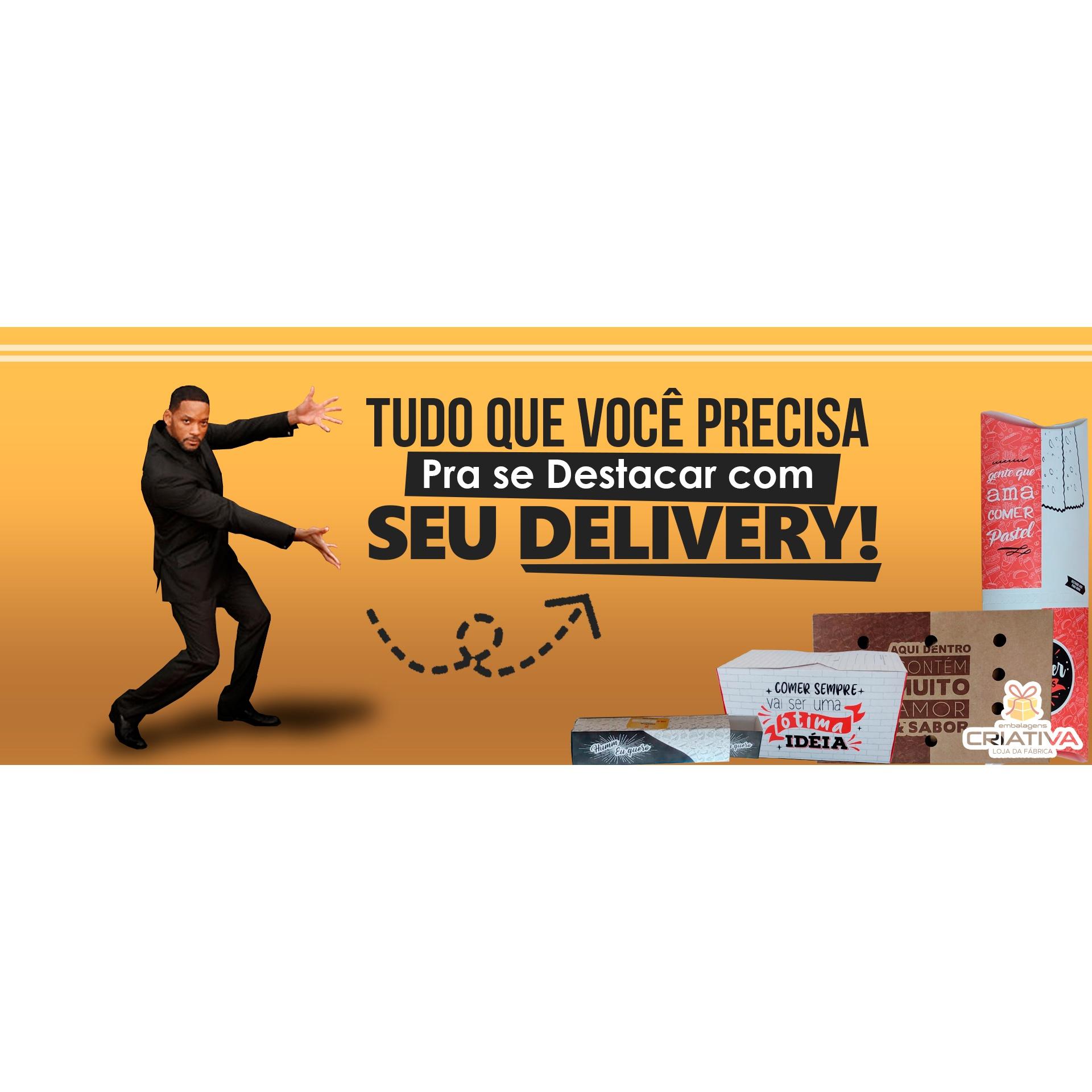 Tudo que você precisa para destacar com o seu delivery!