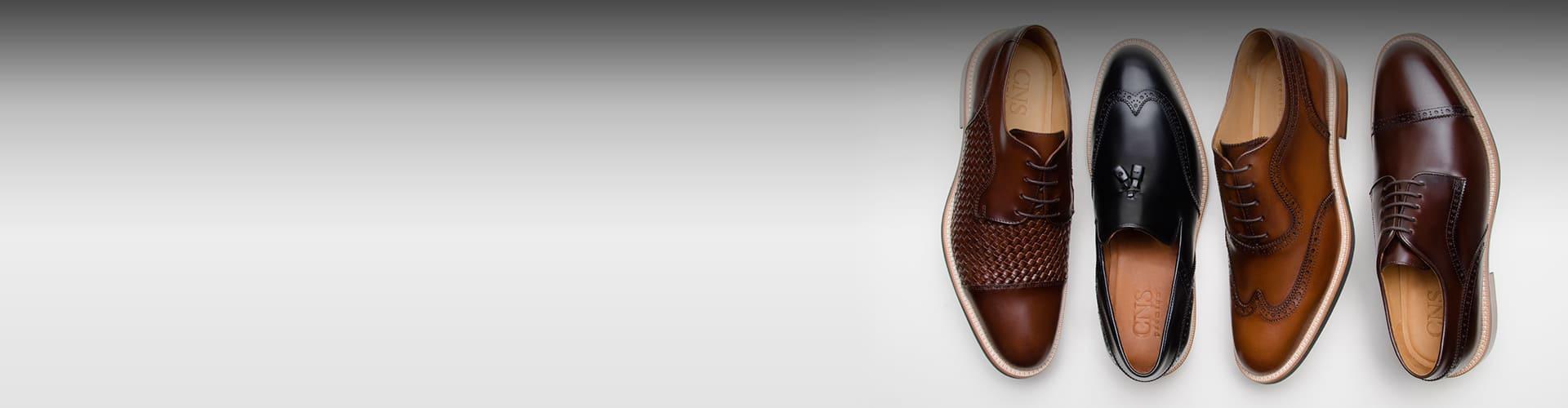 Modelos de Sapato Masculino e Acessórios