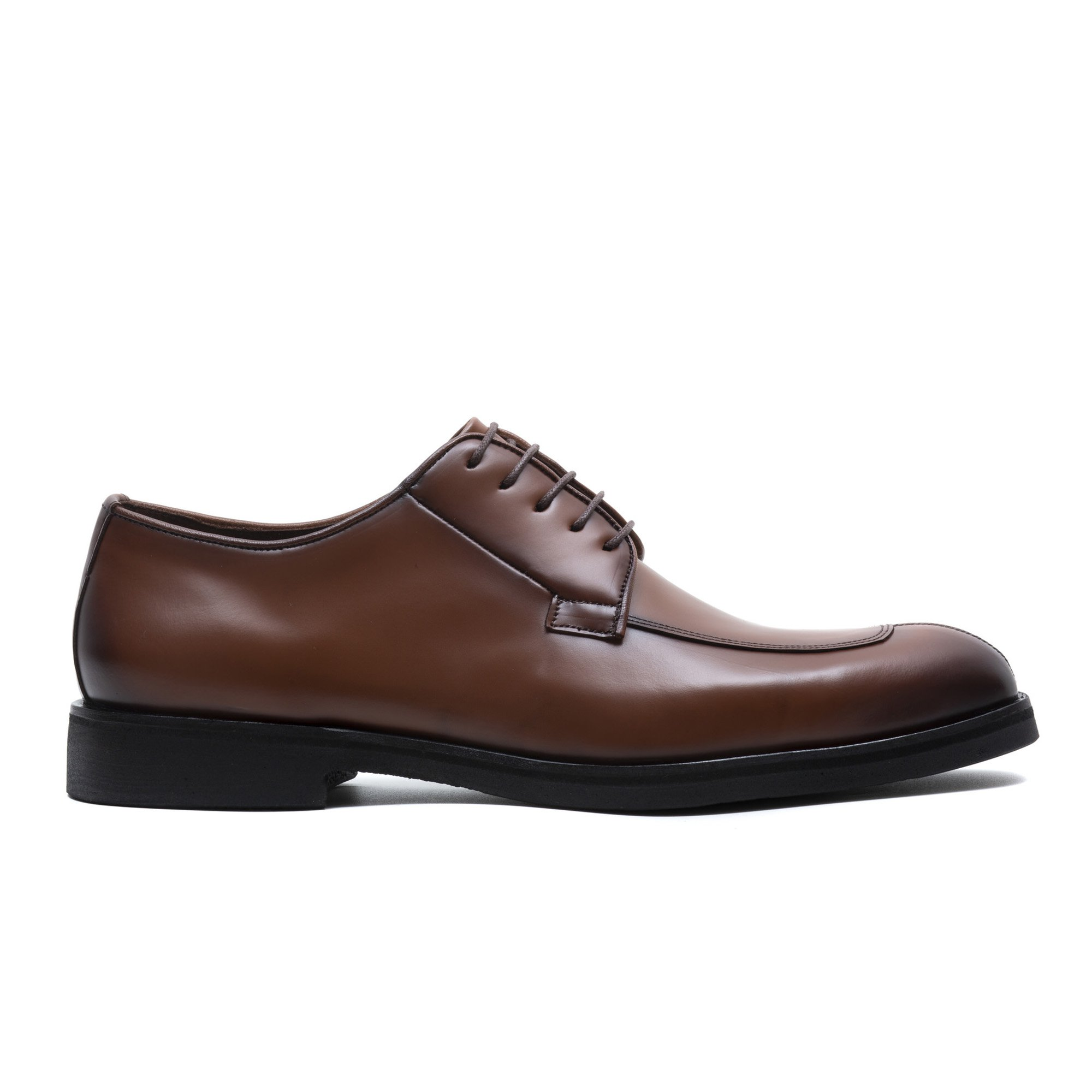 Sapato Derby Masculino Derek Amêndoa