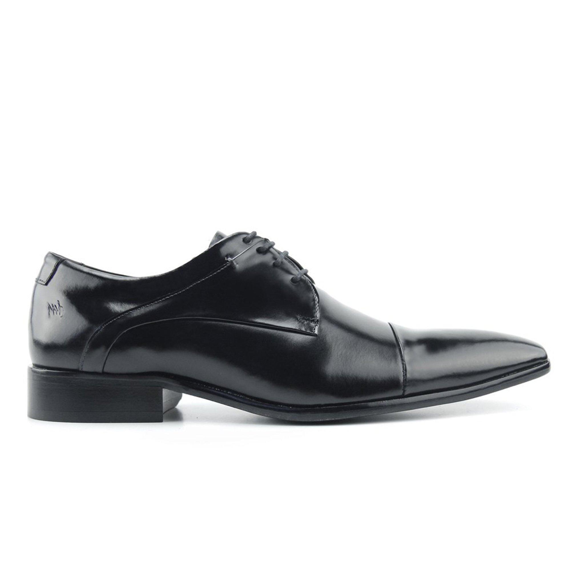 Sapato Derby Masculino Jack Preto