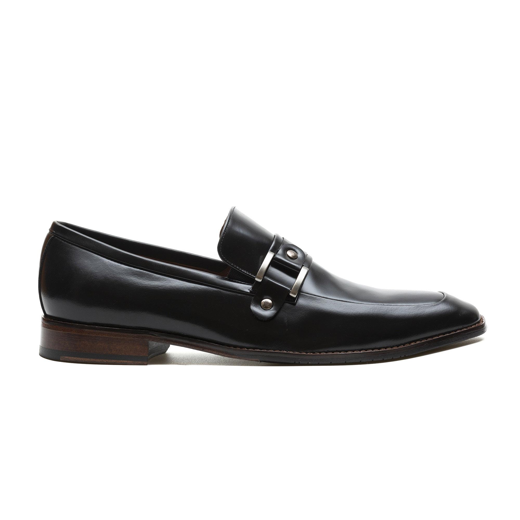 Sapato Loafer Masculino Marshell Preto