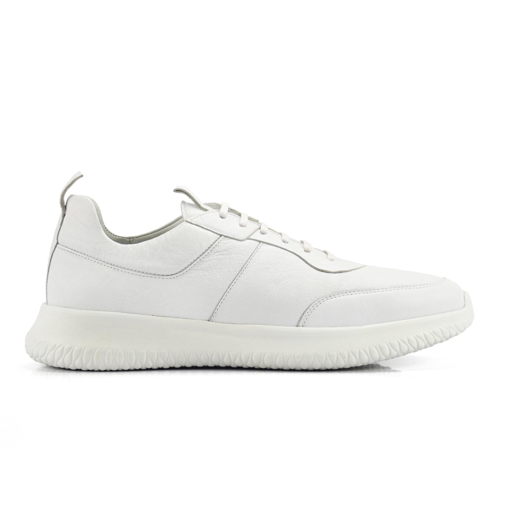 Sneaker Branco Masculino Casual