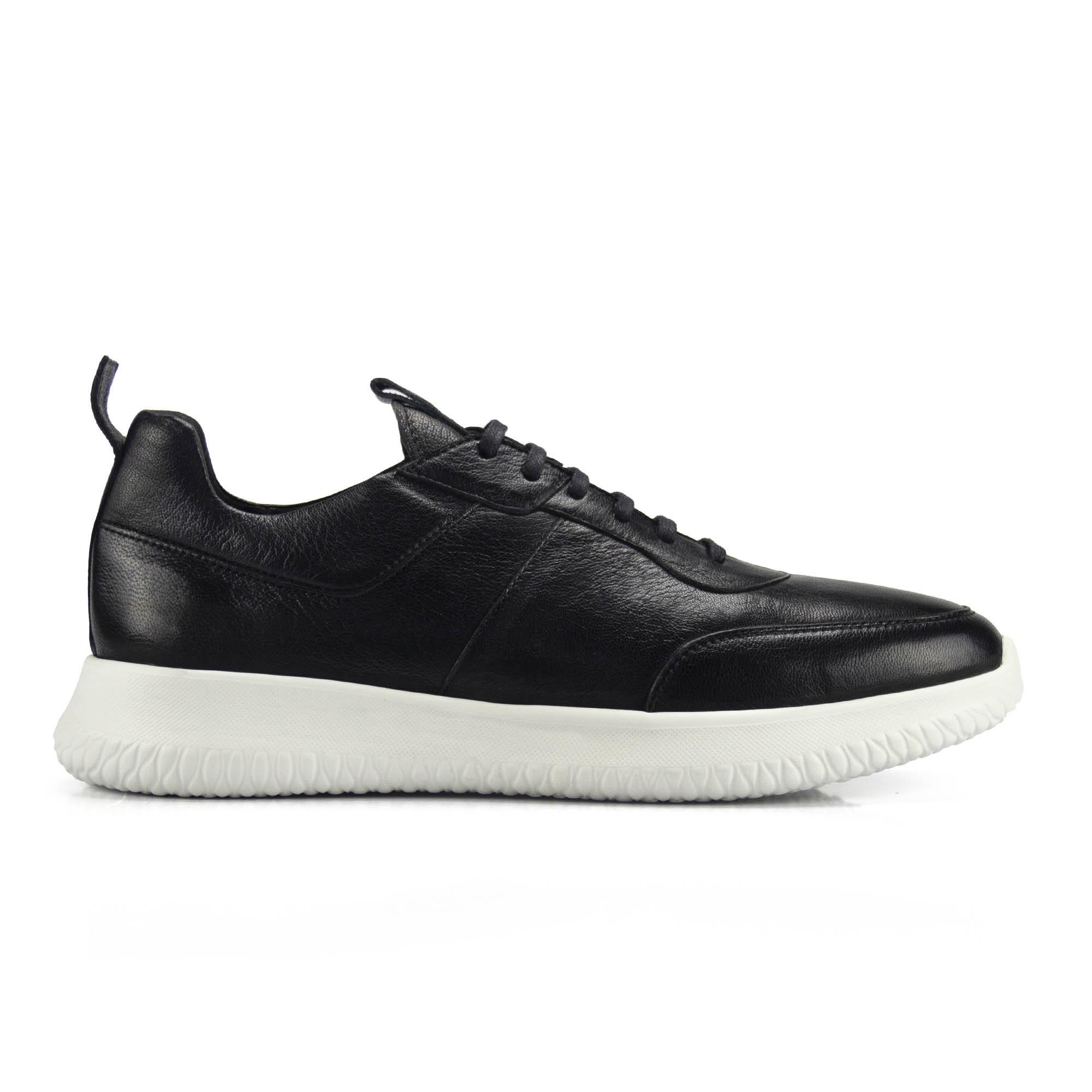 Sneaker Preto Masculino Casual