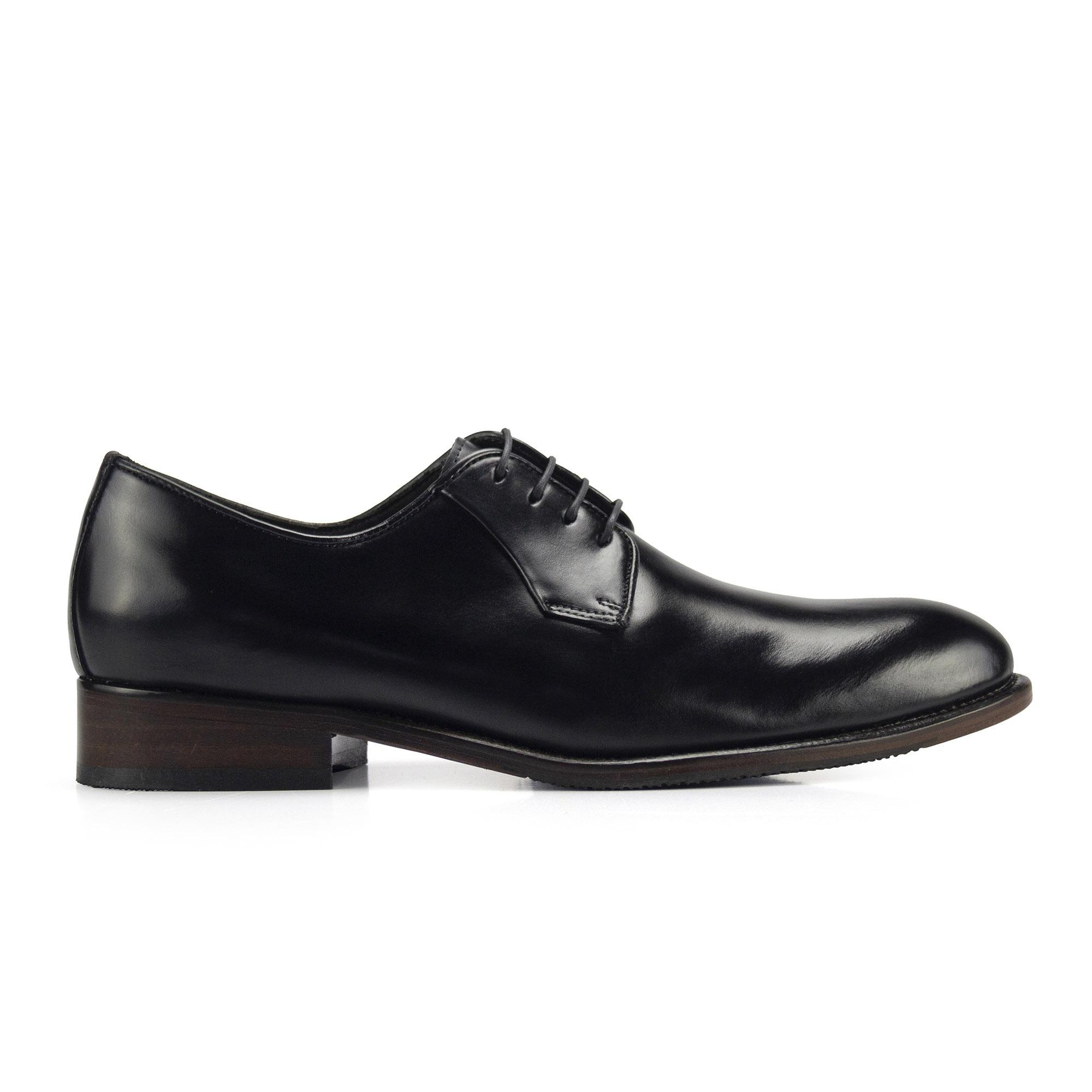 Sapato Derby Masculino Preto Carrera