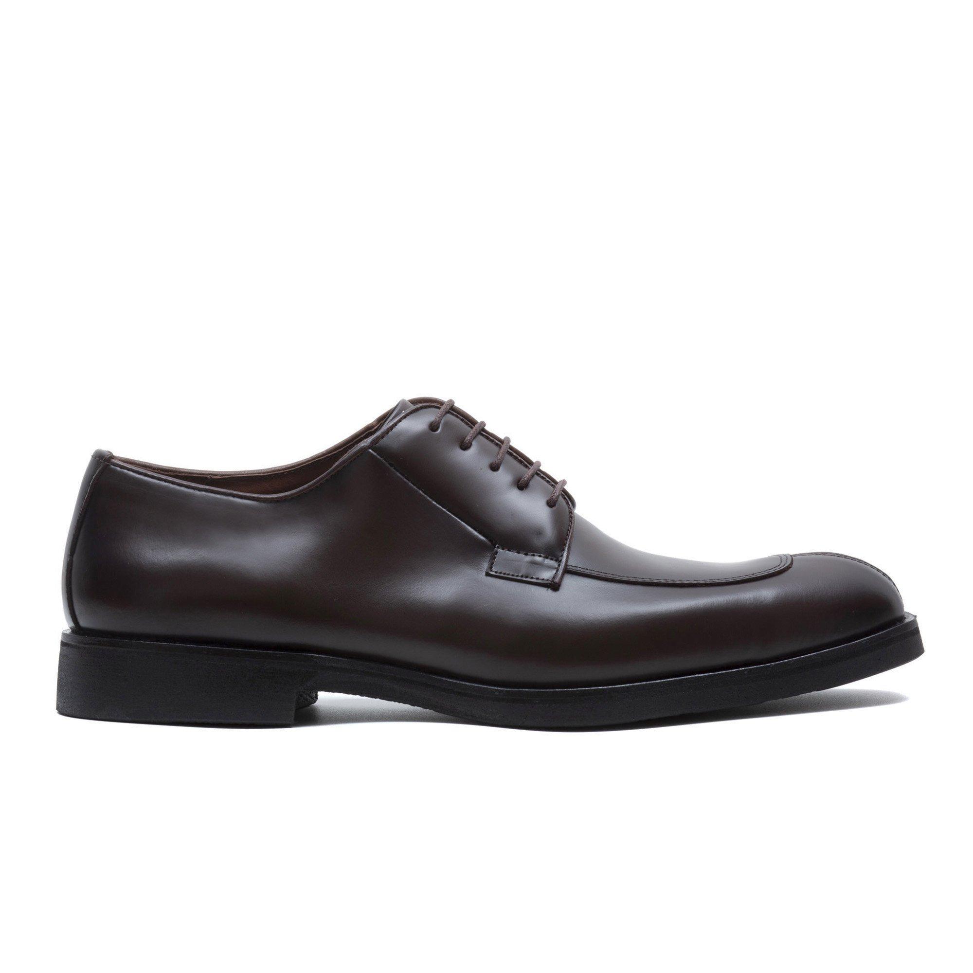 Sapato Masculino Derby Derek Café