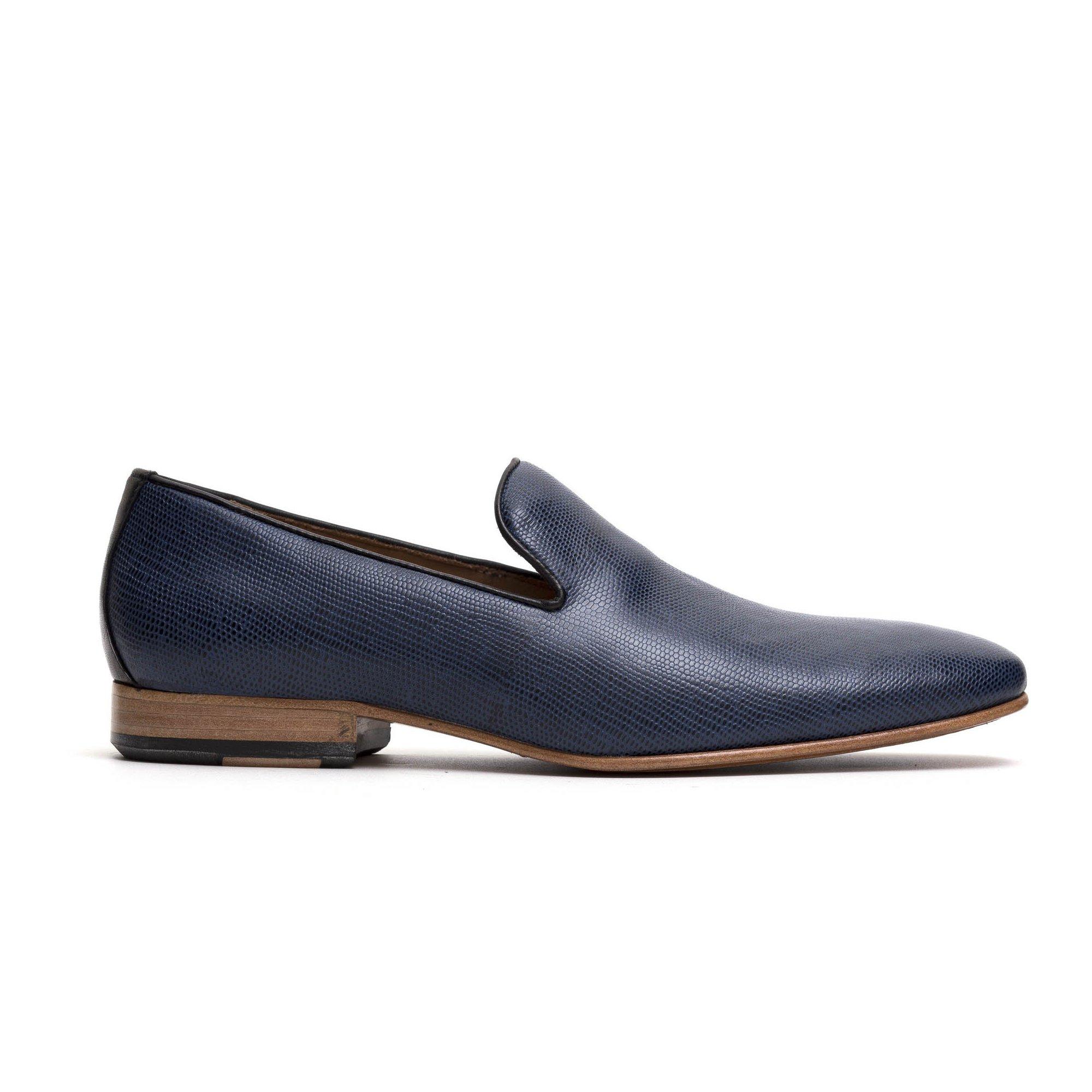 Sapato Slipper Masculino Gala Azul