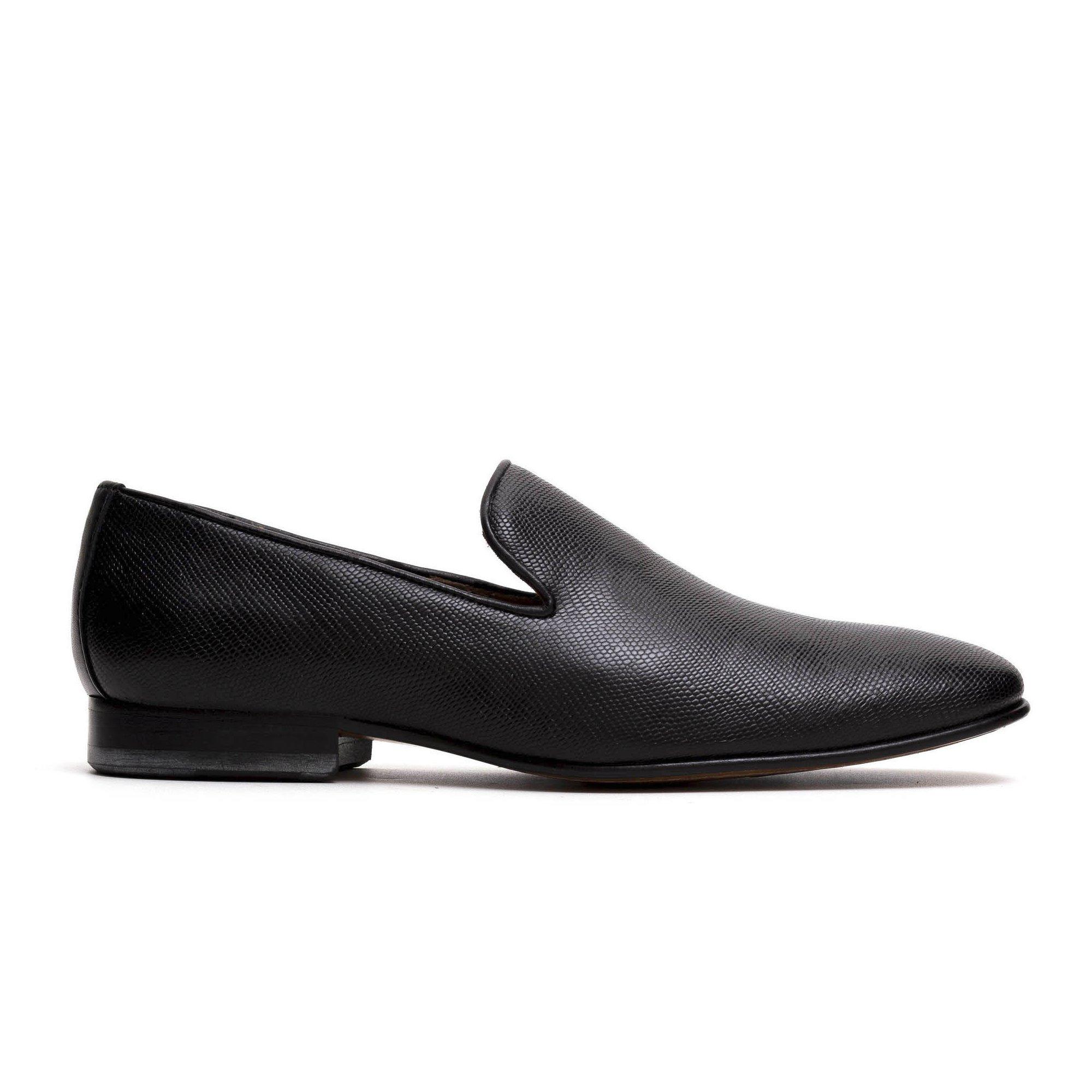 Sapato Slipper Masculino Gala Preto