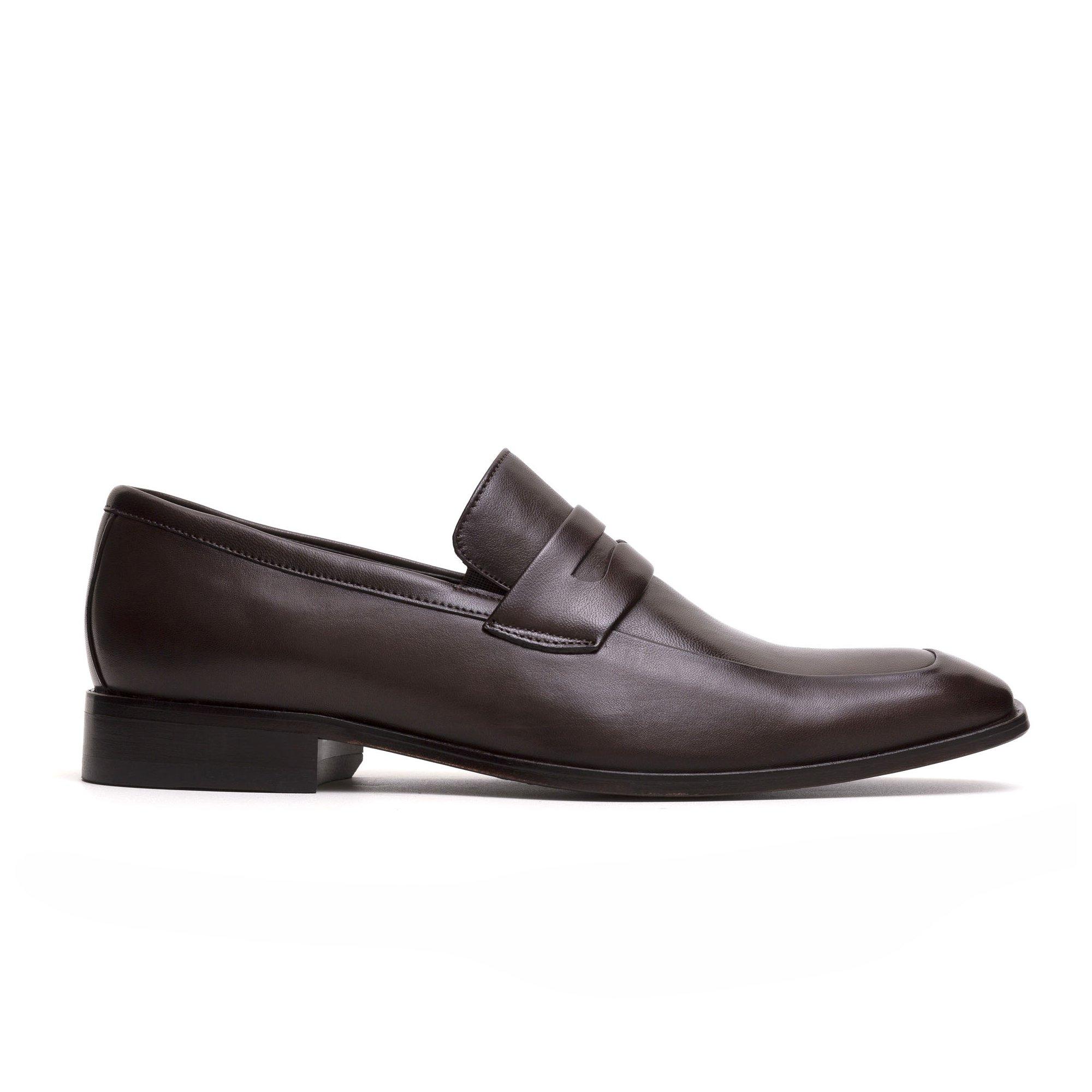 Sapato Masculino Loafer Rossi Café