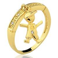 Anel de Ouro 18k/750 AN95