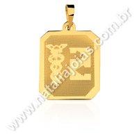 Pingente de Formatura em Ouro 18k/750 PFL140