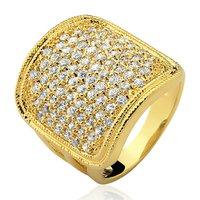 Anel de Ouro 18k/750 AN106
