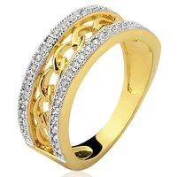Anel de Ouro 18k/750 AN99