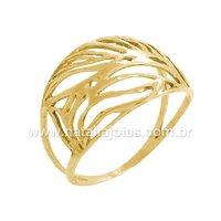 Anel de Ouro 18k/750 AN83