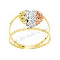 Anel de Ouro 18k/750 AN69