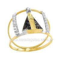 Anel de Ouro 18k/750 AN73