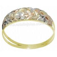 Anel de Ouro 18k/750 AN54