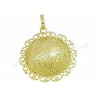 Pingente de Ouro 18k/750 PG58