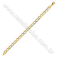 Pulseira de Ouro 18k/750 PL21