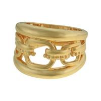 Anel Metal Lesprit LA10551GL Dourado - LESPRIT BIJOUX FINAS