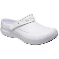 BB60br - Calçado Babuch Tipo Croc branco - Softwor... - ESPAÇO BRANCO
