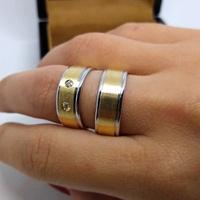 Aliança de Casamento e Bodas em Ouro