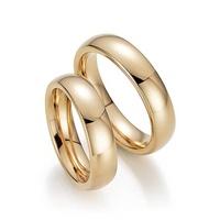 Aliança de Casamento Clássica